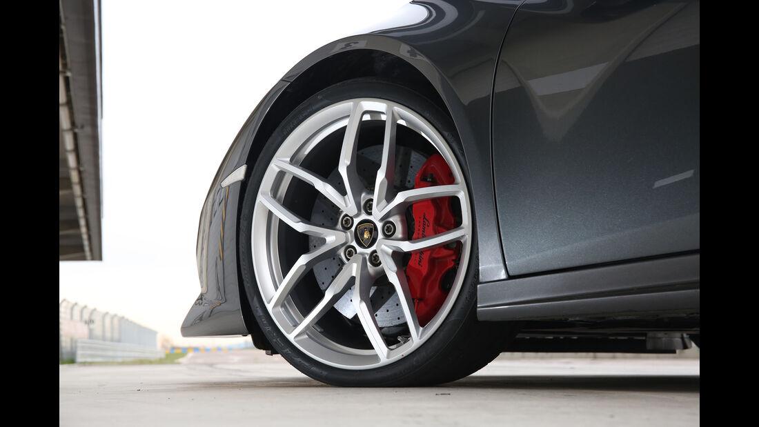 Lamborghini Huracán LP 610-4, Rad, Felge