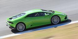 Lamborghini Huracán LP 610-4, Seitenansicht