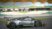 Lamborghini Huracán LP 620-2 Super Trofeo, Seitenansicht
