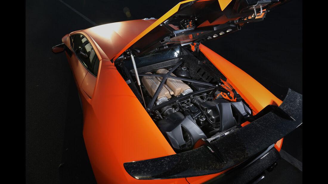 Lamborghini Huracán Performante - Supersportwagen - Supertest