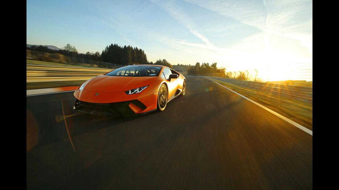 Lamborghini Huracán Performante - Supertest - Supersportwagen