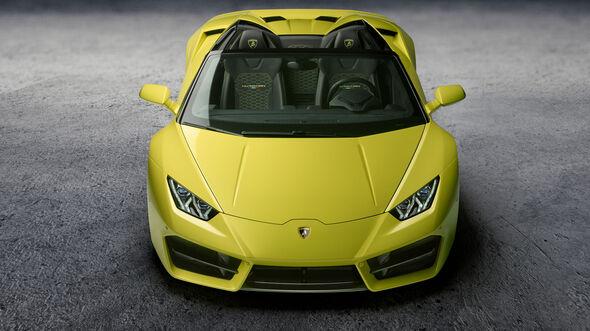Lamborghini Huracán Spyder RWD - Heckantrieb - Roadster - Cabrio - V10
