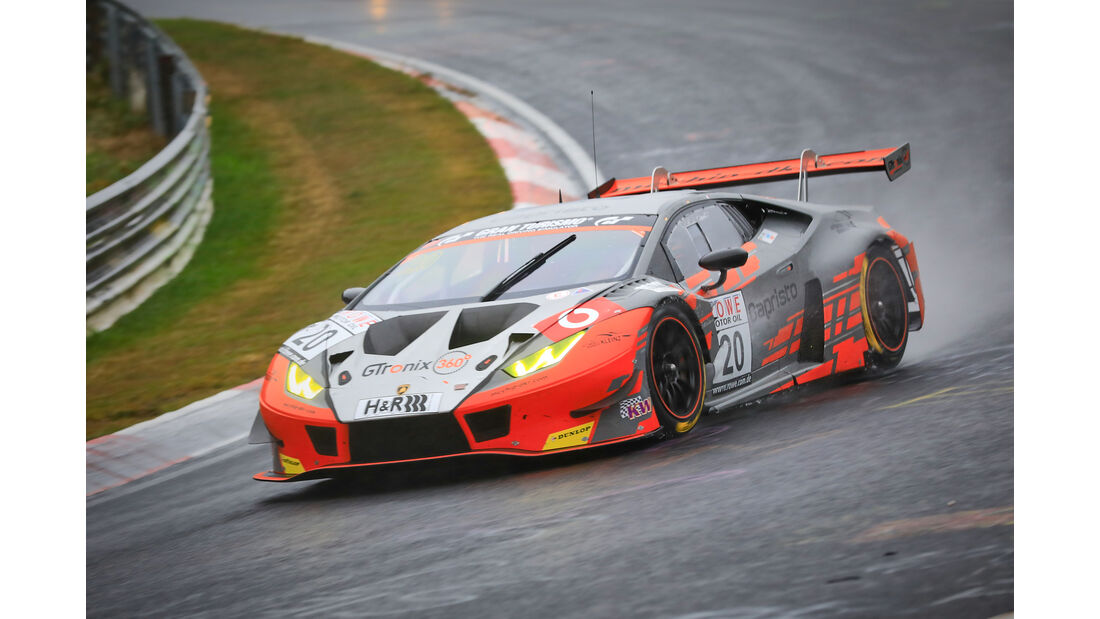 Lamborghini Huracán - Startnummer #20 - SP9 Pro - VLN 2019 - Langstreckenmeisterschaft - Nürburgring - Nordschleife