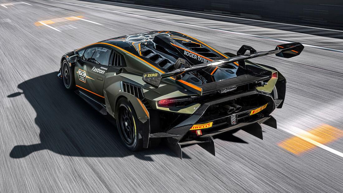 Lamborghini Huracán Super Trofeo EVO2 (2022)
