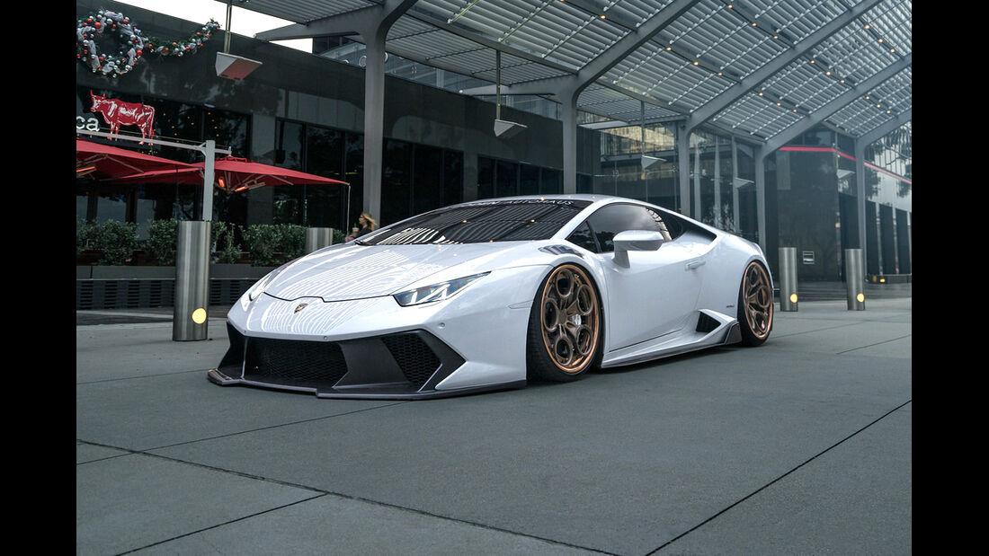 Lamborghini Huracan - Boden Autohaus