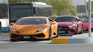 Lamborghini Huracan - Carspotting - GP Abu Dhabi 2018