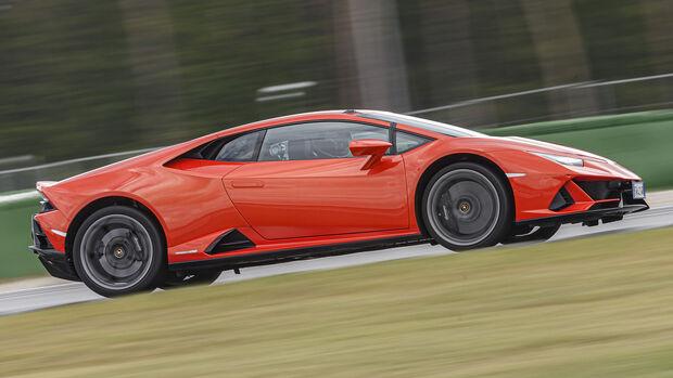 Lamborghini Huracan Evo, Exterieur