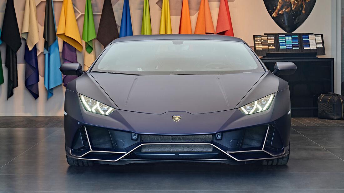Lamborghini Huracan Evo Sondermodelle Mexico