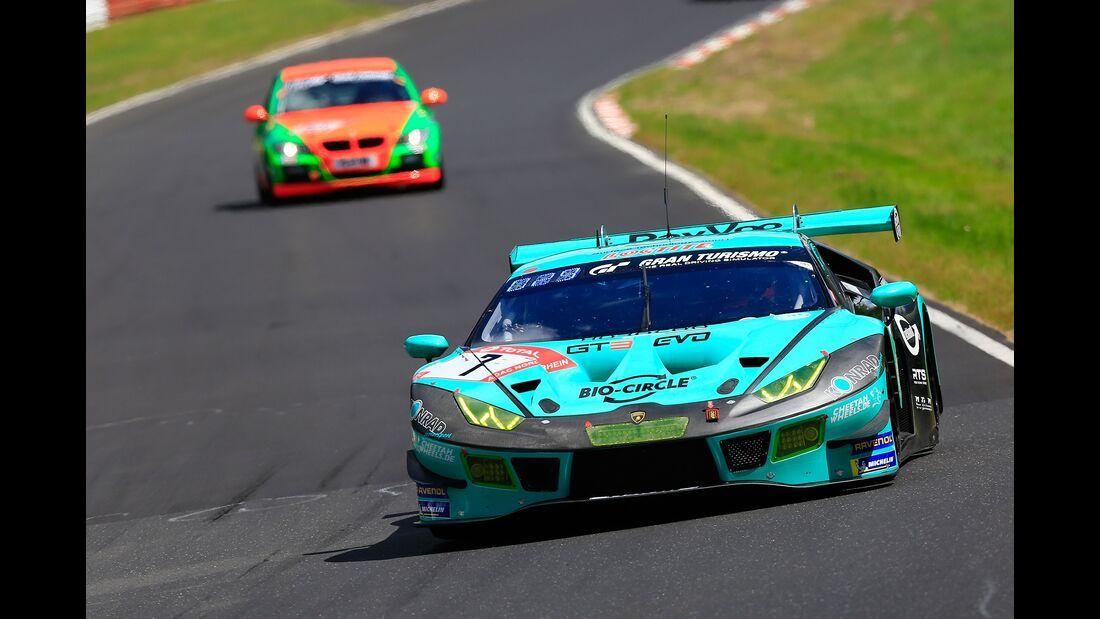 Lamborghini Huracan GT3 - Startnummer #7 - 24h Rennen Nürburgring - 21. Juni 2019