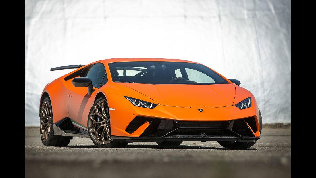 Lamborghini Huracan Performante (2017)