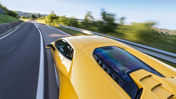 Lamborghini Huracan Performante Dach