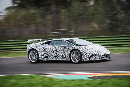 Lamborghini Huracan Performante, Fahrbericht