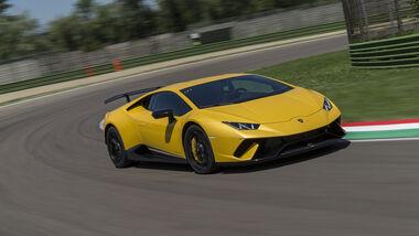 Lamborghini Huracan Performante Front