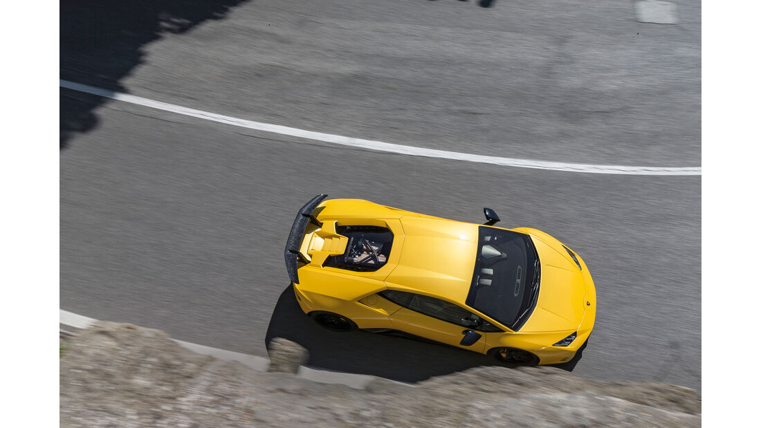 Lamborghini Huracan Performante Heck