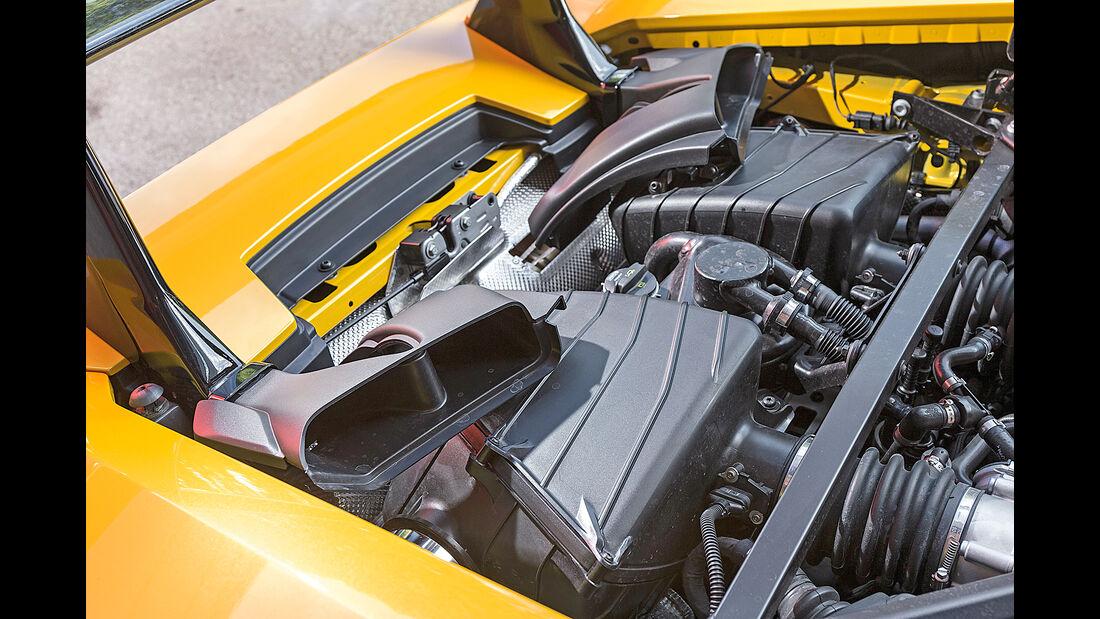 Lamborghini Huracan Performante Motor