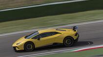 Lamborghini Huracan Performante Seite