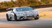 Lamborghini Huracan STO, Exterieur
