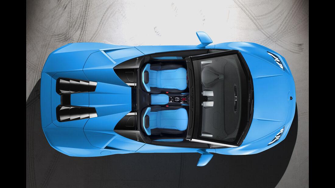 Lamborghini Huracan Spyder Sperrfrist