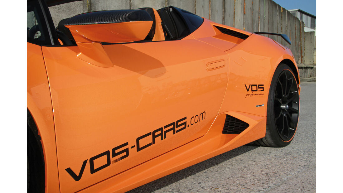 Lamborghini Huracan von VOS Performance