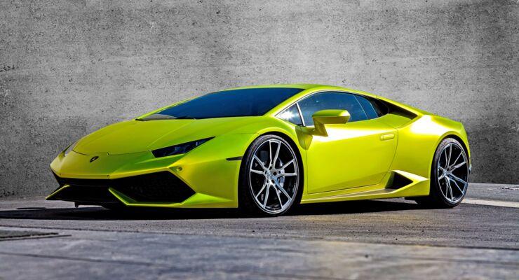 Lamborghini Huracan xXx Performance