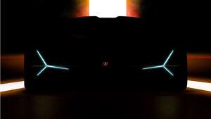 Lamborghini IAA Teaser