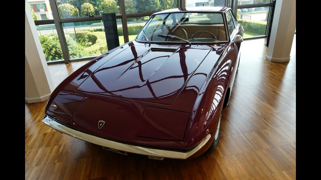 Lamborghini Islero - Lamborghini Museum - Sant'Agata Bolognese