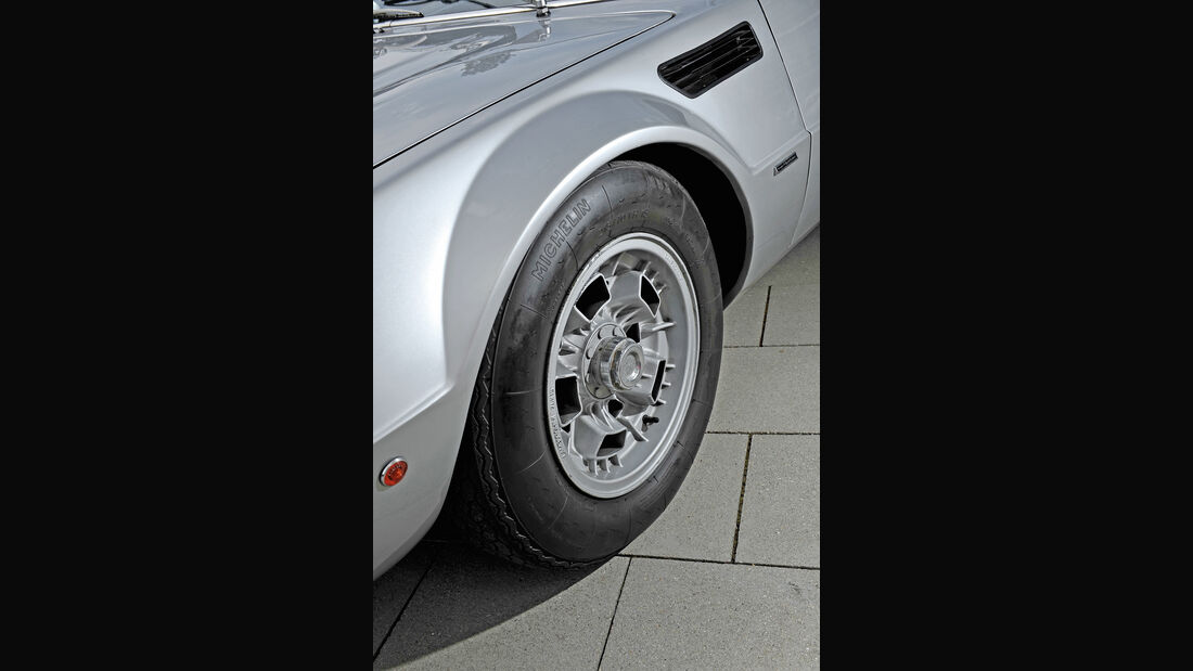 Lamborghini Jarama 400 GT, Rad, Felge