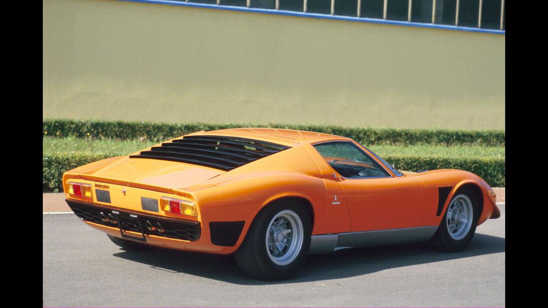 Lamborghini Jota - Sportwagen - V12