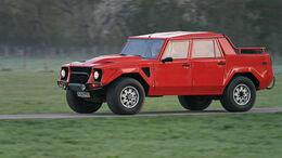 Lamborghini LM 002 Seite
