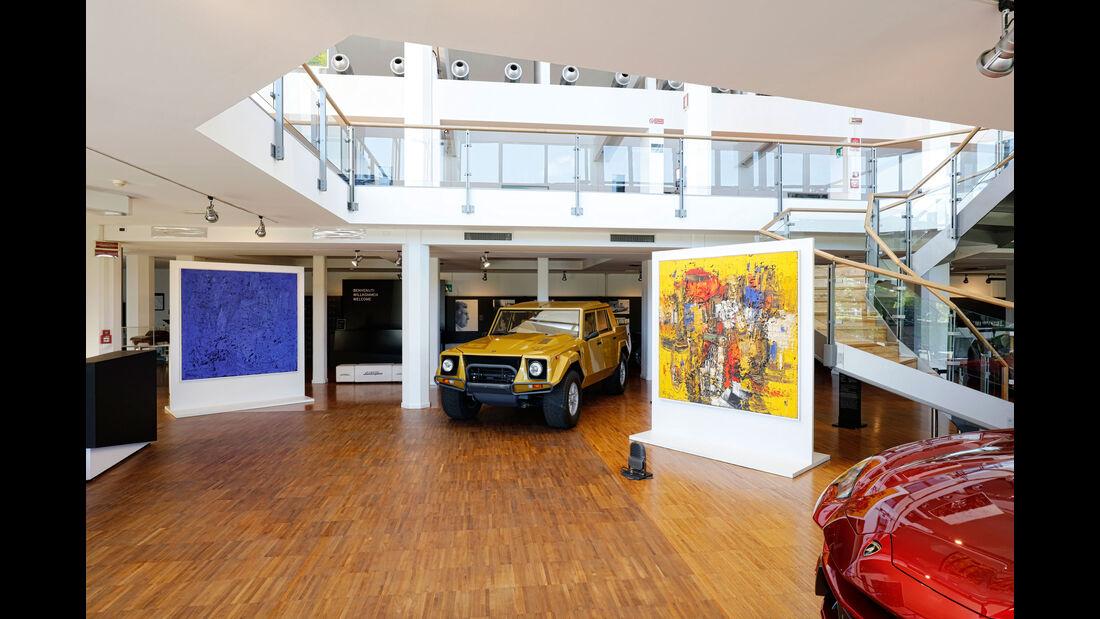 Lamborghini LM002 - Lamborghini Museum - Sant'Agata Bolognese