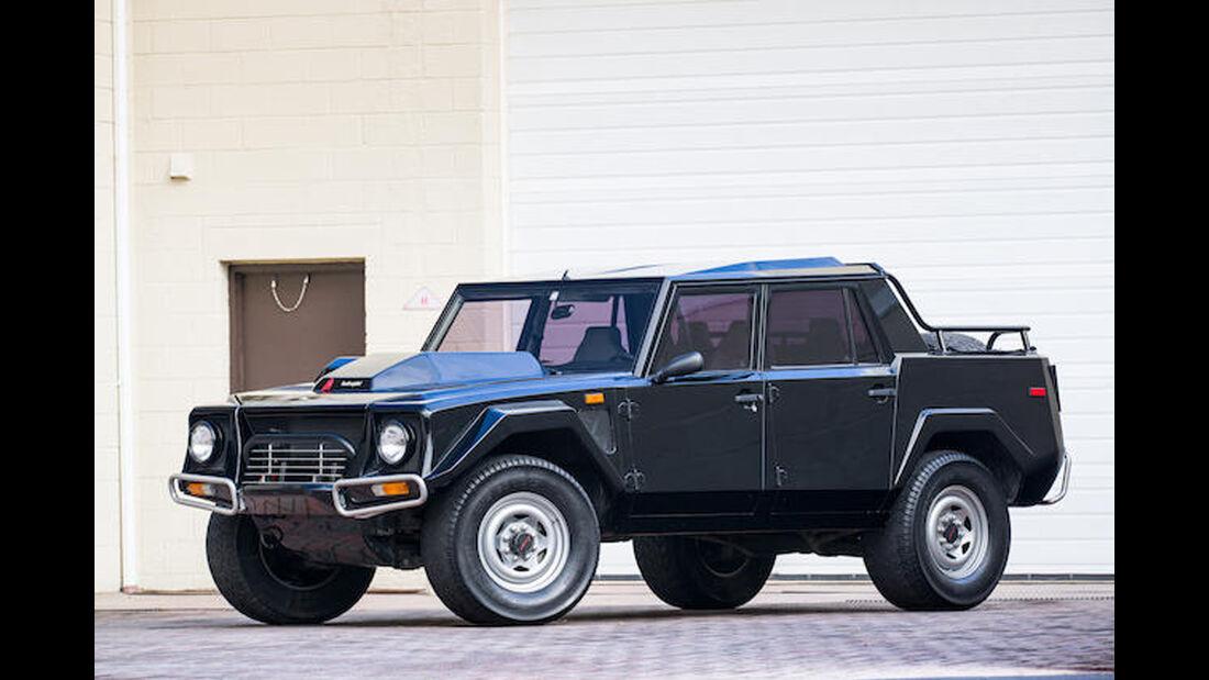 Lamborghini LM002 Scottsdale Auctions Week