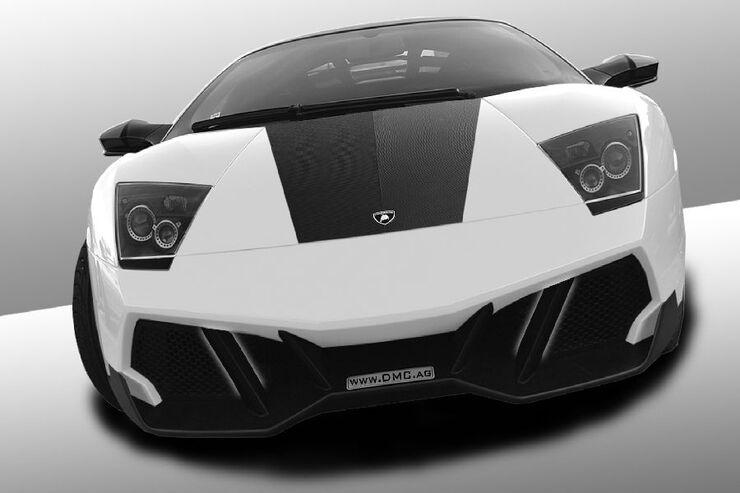 Lamborghini  LP670-SV Tuning von DMC