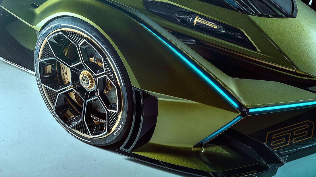 Lamborghini Lambo V12 Vision Gran Turismo vorgestellt ...