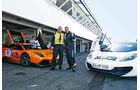 Lamborghini, McLaren, Siggi Sorglos