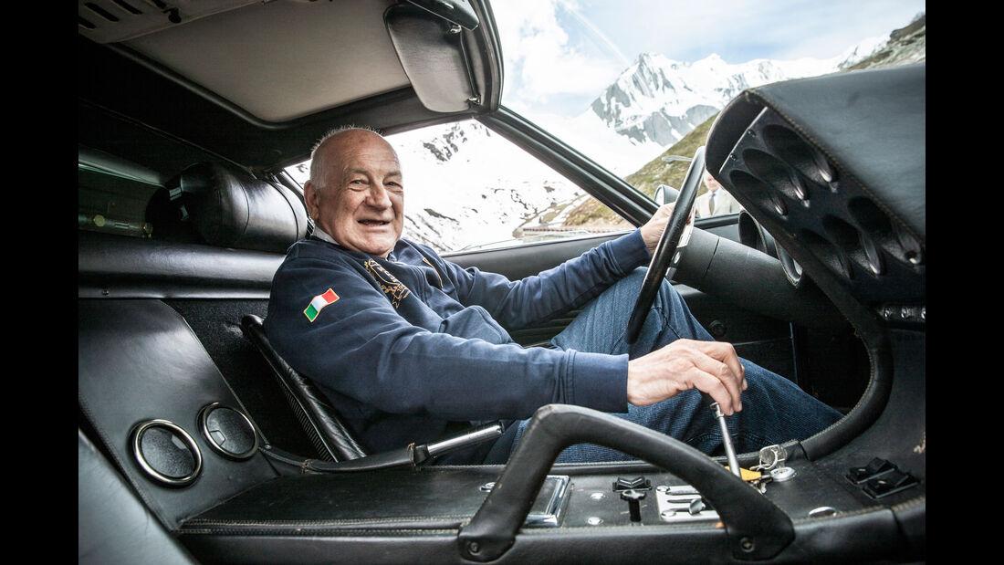 Lamborghini Miura - 50 Jahre - Stanzani