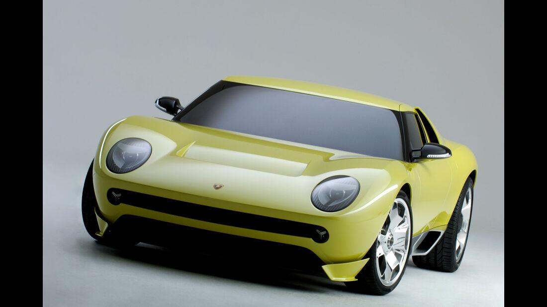 Lamborghini Miura Concept - Sportwagen - 2006