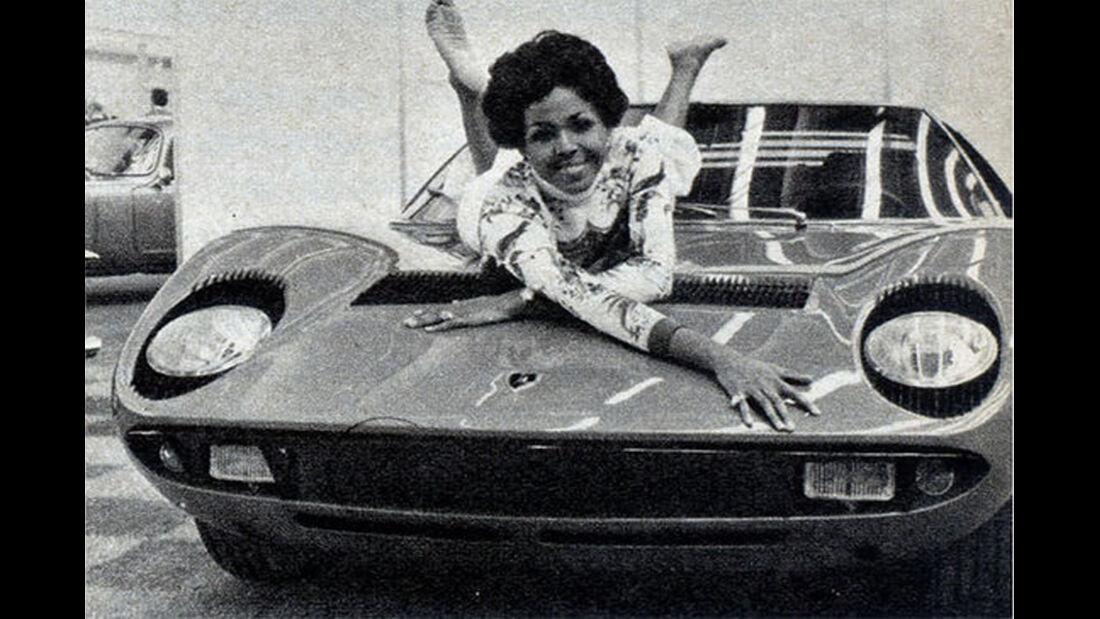 Lamborghini, Miura, IAA 1969