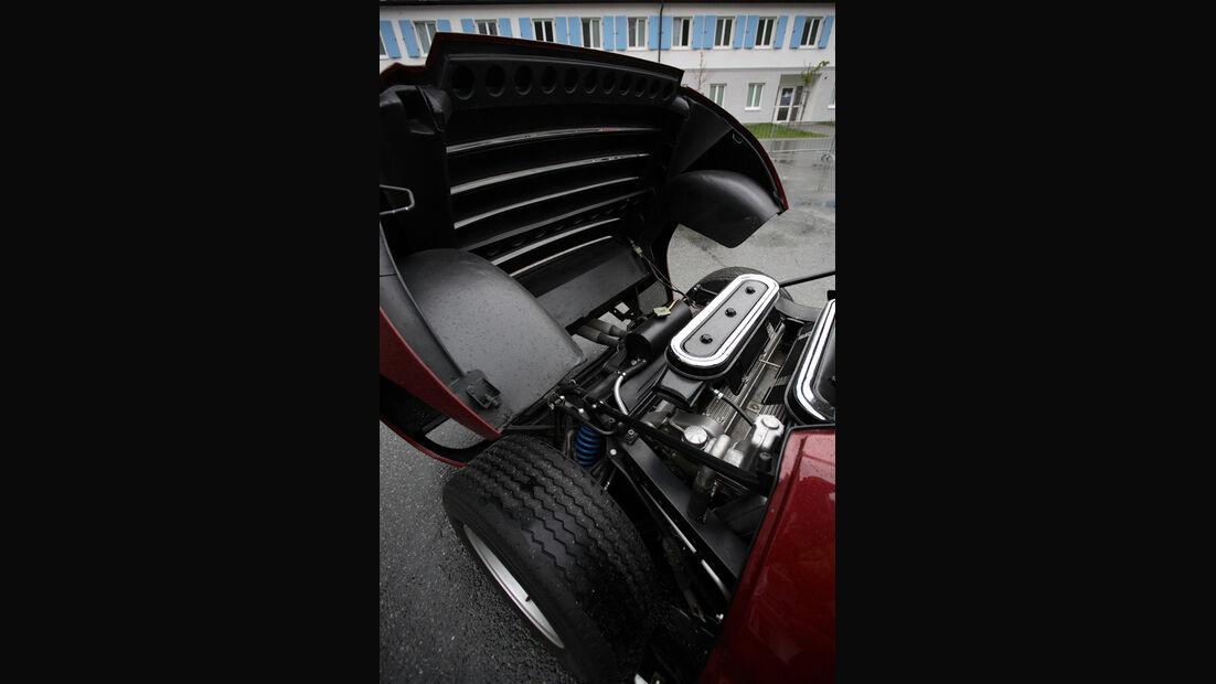 Lamborghini Miura, Motor