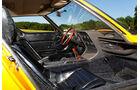 Lamborghini Miura P 400, Cockpit, Sitze
