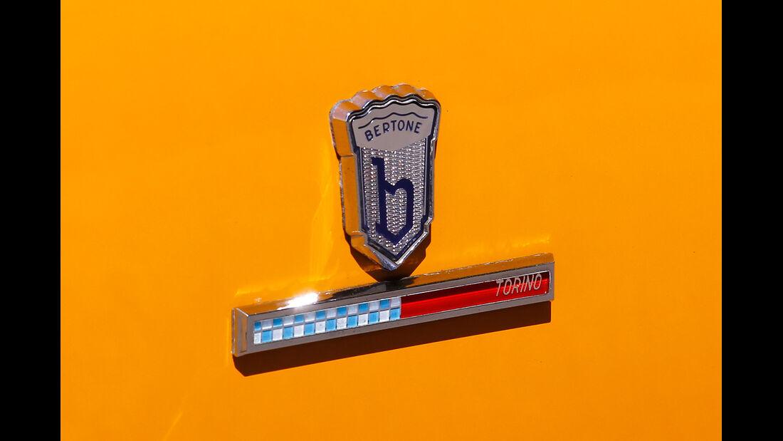 Lamborghini Miura P 400, Emblem