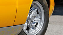 Lamborghini Miura P 400, Felge, Rad