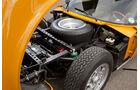 Lamborghini Miura P 400, Motor
