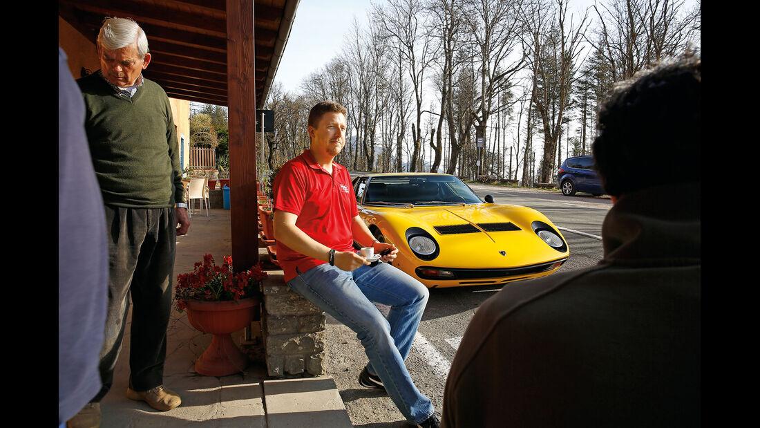 Lamborghini Miura P 400 SV, Lamborghini Huracán, Impression