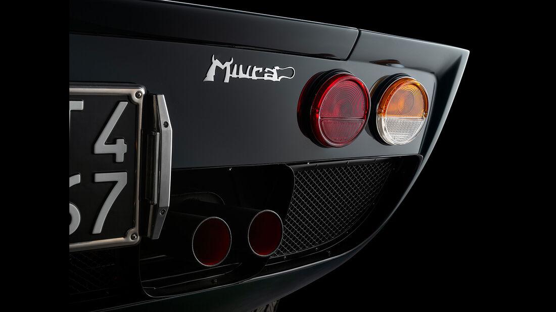 Lamborghini Miura P400 S Millechiodi (1968)