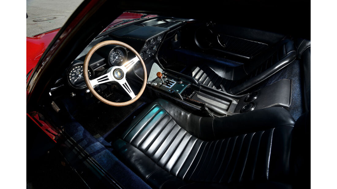 Lamborghini Miura P400 - Supersportwagen - Mecum Auctions - August 2016