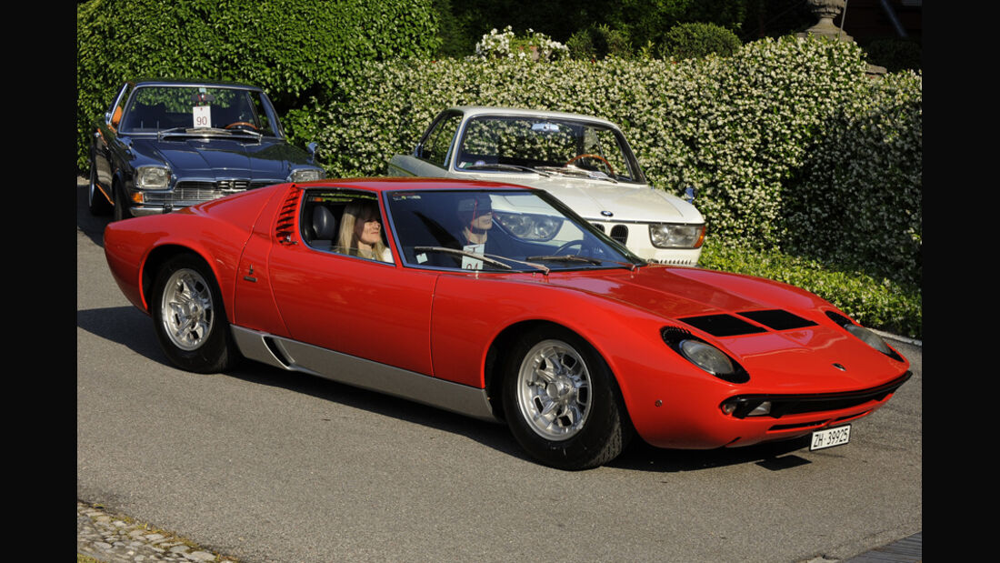 Lamborghini , Miura S, Berlinetta, Bertone, 1970, Konstantin Ioannidis, CH