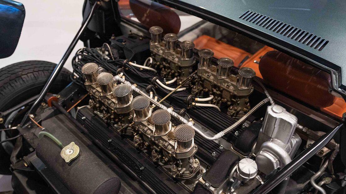 Lamborghini Miura SV (1972)