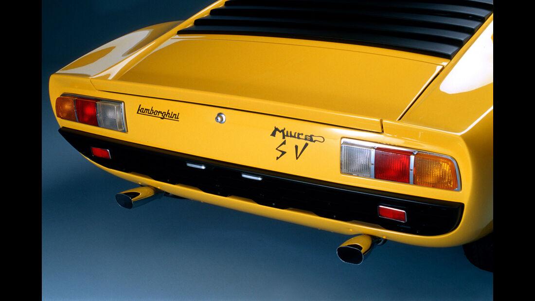 Lamborghini Miura SV - 50 Jahre - Sportwagen - V12