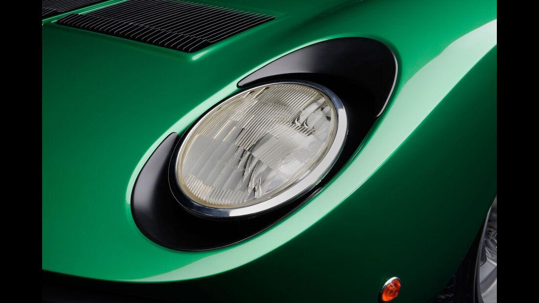 Lamborghini Miura SV - 50 Jahre - Sportwagen - V12 - PoloStorico