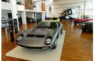Lamborghini Miura SV - Lamborghini Museum - Sant'Agata Bolognese